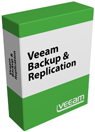Includes Veeam Backup & Replication and Veeam ONE